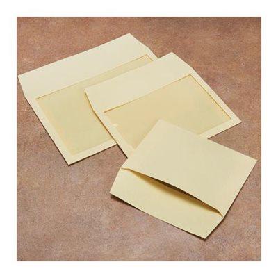 Enveloppe cartonn e avec fen tre 20 x 14 for Enveloppe avec fenetre